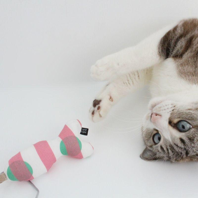 猫用さかなのおもちゃ